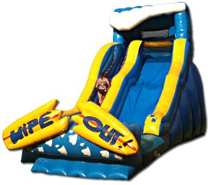 Wipeout Water Slide Rental Orlando, FL