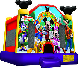 Mickey Bounce House Orlando, FL
