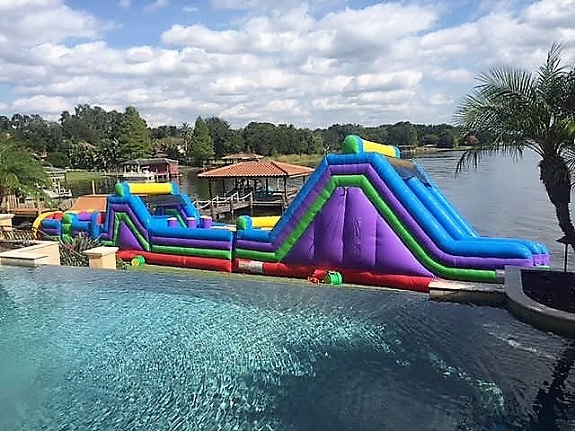 Obstacle Course Lake Nona FL+