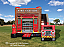 Fire Truck Bounce House Inflatable Jumper