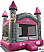 Princess Castle Bounce House - Orlando, FL
