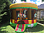 Carousel Bounce House Rental in Orlando, FL