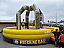 Rent a wrecking ball inflatable game in FL.