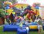 Super Heroes Bounce House Rental - Orlando, FL