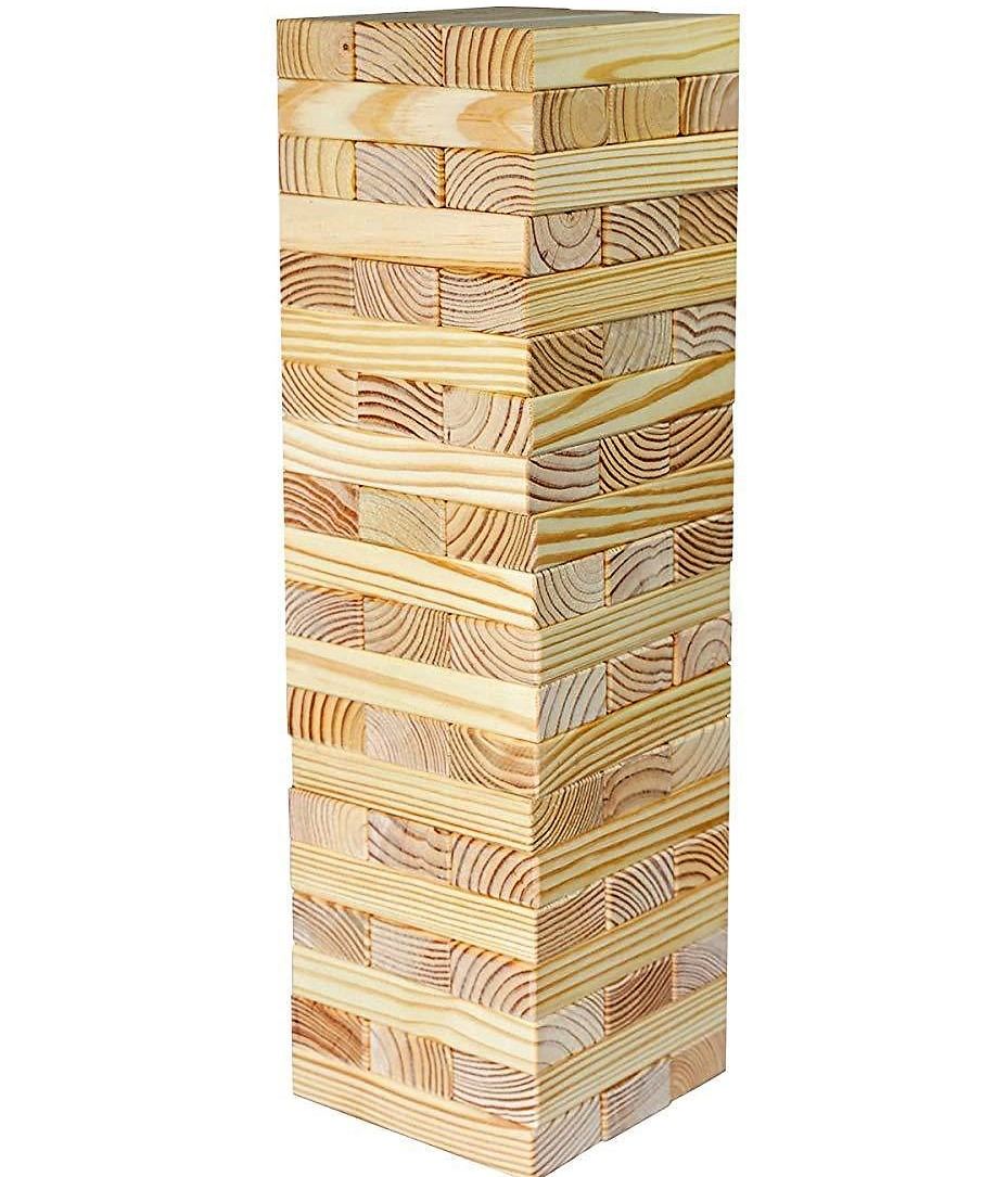 Giant Jenga Game