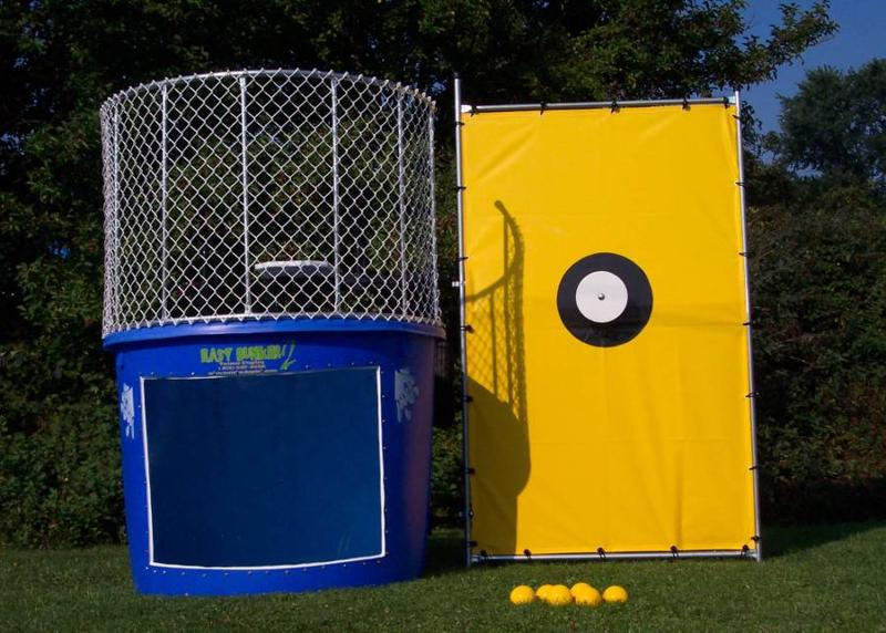 Dunk Tank Rental in Orlando, FL