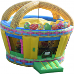 Easter Basket Activity Center