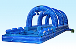 Monster Wave Slip n Slide - Double Lanes w/Giant Pool