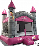 Rapunzel Bounce House