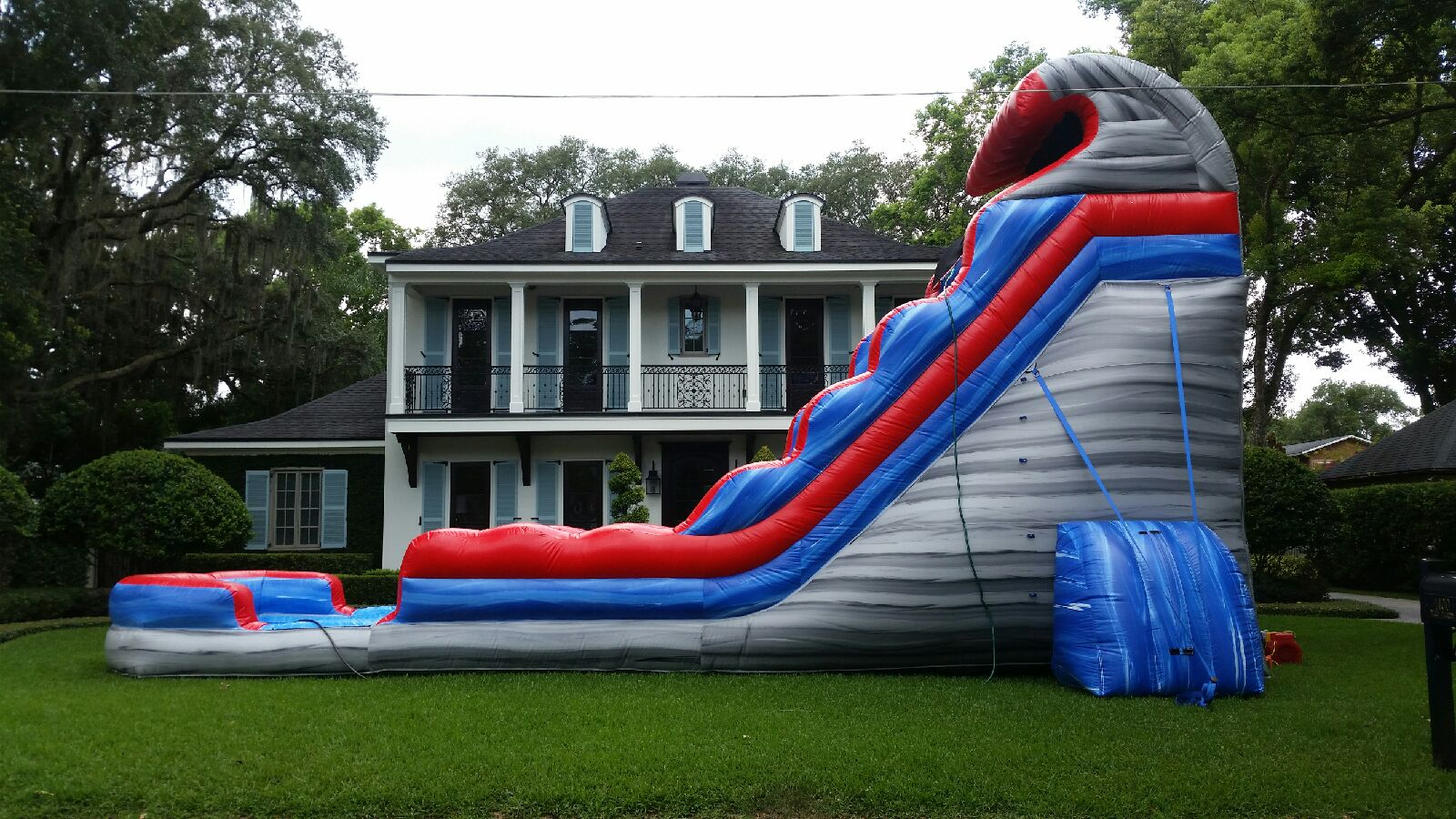 Bounce House, Water Slide, Inflatable Party Rentals